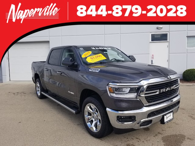 2019 Ram 1500 Crew Cab 4x4,  Pickup #19-D8010 - photo 1