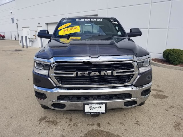 2019 Ram 1500 Crew Cab 4x4,  Pickup #19-D8010 - photo 2