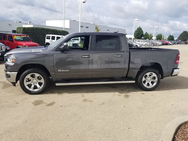 2019 Ram 1500 Crew Cab 4x4,  Pickup #19-D8010 - photo 4