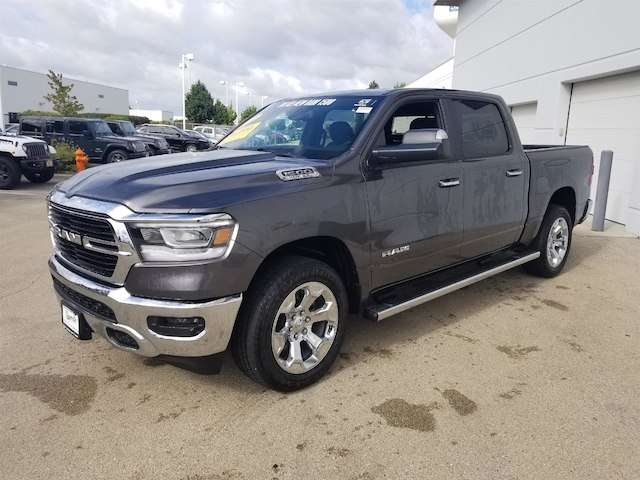 2019 Ram 1500 Crew Cab 4x4,  Pickup #19-D8011 - photo 4