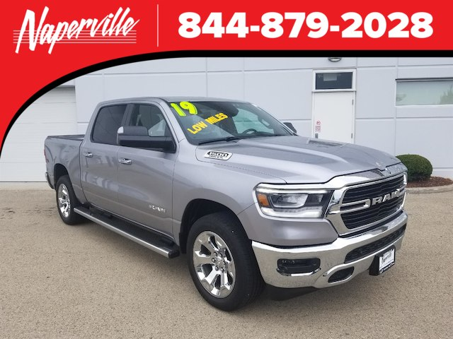 2019 Ram 1500 Crew Cab 4x4,  Pickup #19-D8030 - photo 1