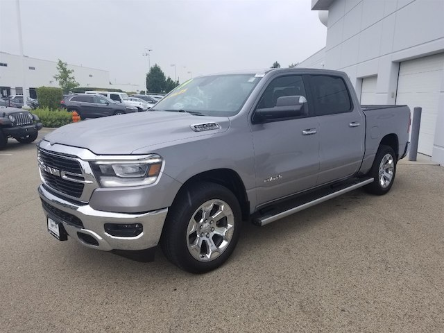 2019 Ram 1500 Crew Cab 4x4,  Pickup #19-D8030 - photo 4
