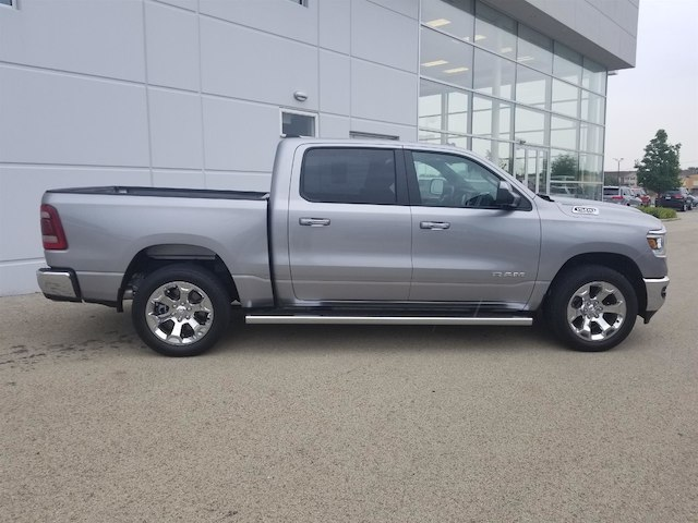 2019 Ram 1500 Crew Cab 4x4,  Pickup #19-D8030 - photo 7