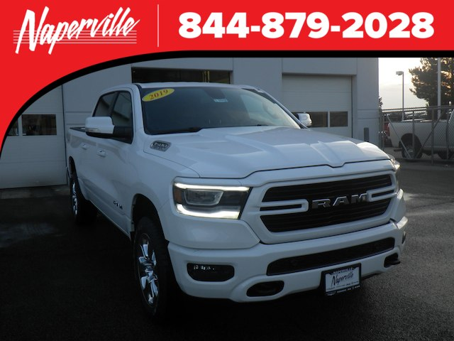 2019 Ram 1500 Crew Cab 4x4,  Pickup #19-D8052 - photo 1