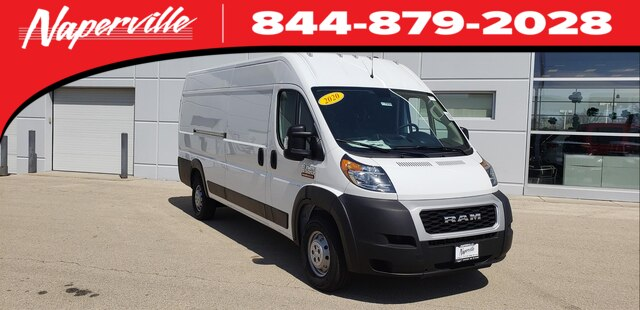 2020 Ram ProMaster 3500 High Roof FWD, Empty Cargo Van #20-D7005 - photo 1