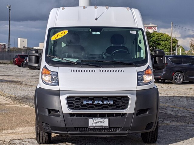 2020 Ram ProMaster 2500 High Roof FWD, Empty Cargo Van #20-D7017 - photo 2