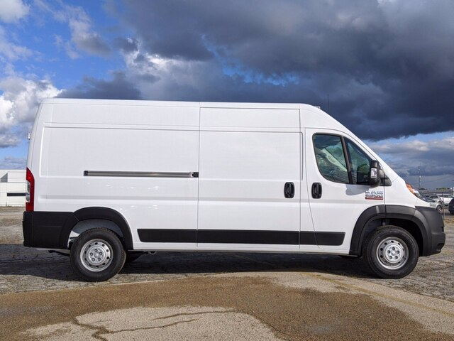 2020 Ram ProMaster 2500 High Roof FWD, Empty Cargo Van #20-D7017 - photo 4