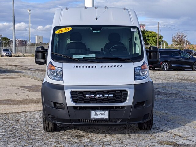 2020 Ram ProMaster 2500 High Roof FWD, Empty Cargo Van #20-D7018 - photo 2