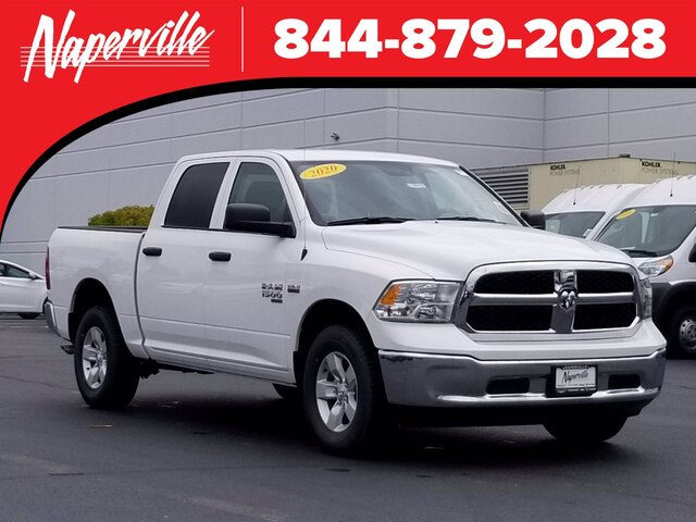 2020 Ram 1500 Crew Cab 4x4, Pickup #20-D8041 - photo 1
