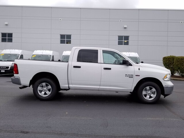 2020 Ram 1500 Crew Cab 4x4, Pickup #20-D8041 - photo 4