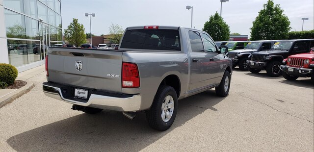 2020 Ram 1500 Crew Cab 4x4, Pickup #20-D8042 - photo 1