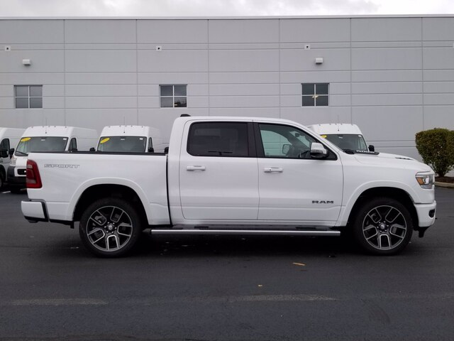 2020 Ram 1500 Crew Cab 4x4, Pickup #20-D8051 - photo 4