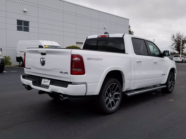 2020 Ram 1500 Crew Cab 4x4, Pickup #20-D8051 - photo 5