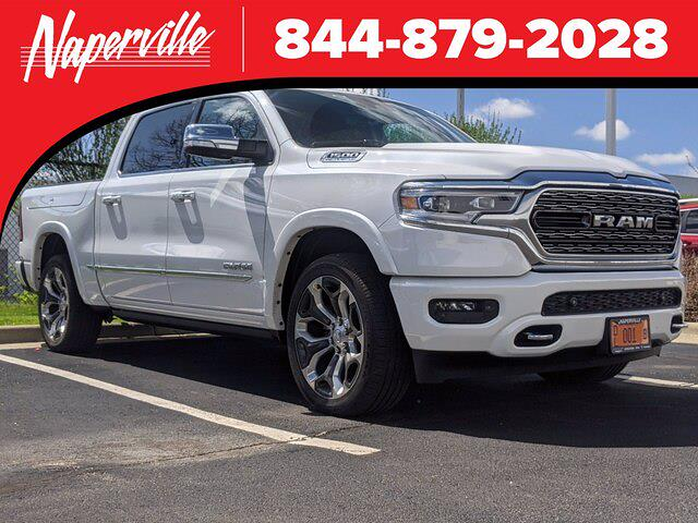 2021 Ram 1500 Crew Cab 4x4, Pickup #21-D8000 - photo 1