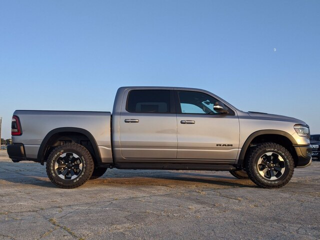 2021 Ram 1500 Crew Cab 4x4, Pickup #21-D8001 - photo 5