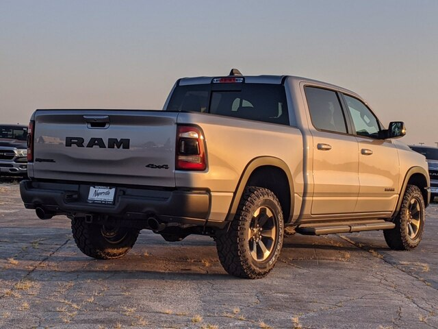 2021 Ram 1500 Crew Cab 4x4, Pickup #21-D8001 - photo 2