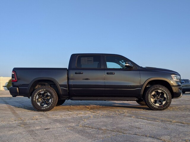 2021 Ram 1500 Crew Cab 4x4, Pickup #21-D8006 - photo 5