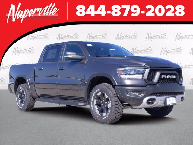 2021 Ram 1500 Crew Cab 4x4, Pickup #21-D8010 - photo 1