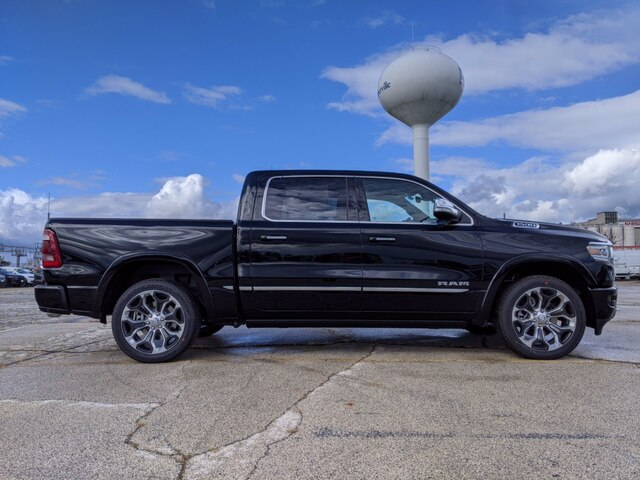 2021 Ram 1500 Crew Cab 4x4, Pickup #21-D8012 - photo 5