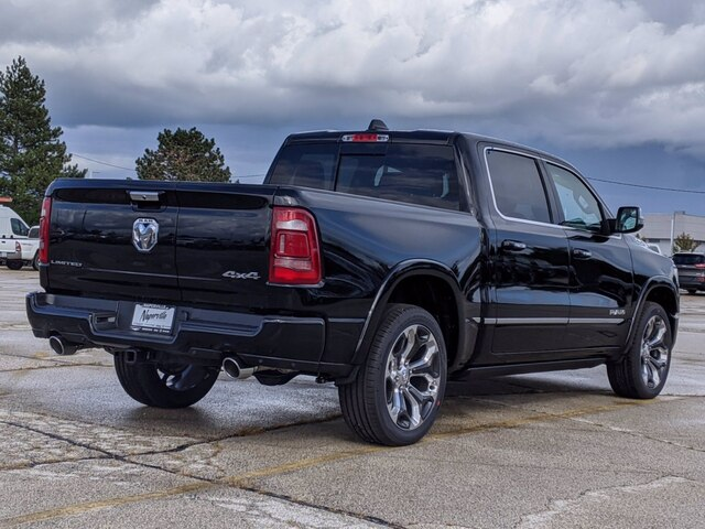 2021 Ram 1500 Crew Cab 4x4, Pickup #21-D8012 - photo 2