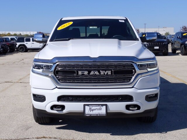 2021 Ram 1500 Crew Cab 4x4, Pickup #21-D8016 - photo 4
