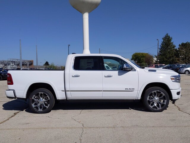 2021 Ram 1500 Crew Cab 4x4, Pickup #21-D8016 - photo 5