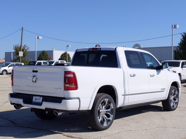 2021 Ram 1500 Crew Cab 4x4, Pickup #21-D8016 - photo 2