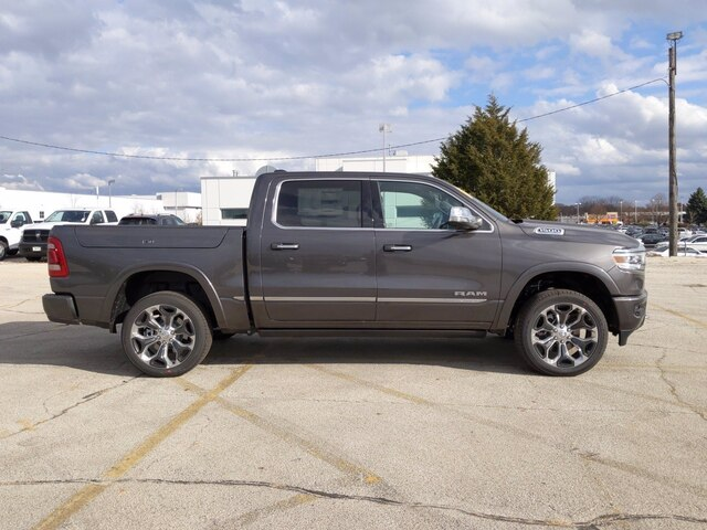 2021 Ram 1500 Crew Cab 4x4, Pickup #21-D8034 - photo 5