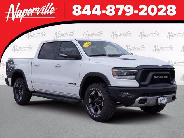 2021 Ram 1500 Crew Cab 4x4, Pickup #21-D8036 - photo 1