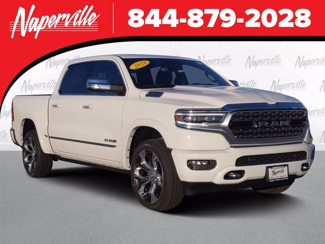 2021 Ram 1500 Crew Cab 4x4, Pickup #21-D8038 - photo 1