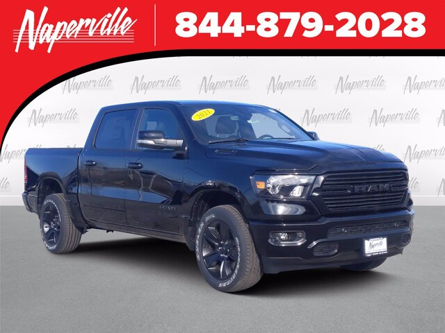 2021 Ram 1500 Crew Cab 4x4, Pickup #21-D8051 - photo 1