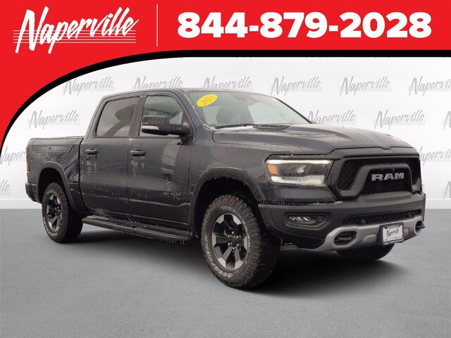 2021 Ram 1500 Crew Cab 4x4, Pickup #21-D8052 - photo 1