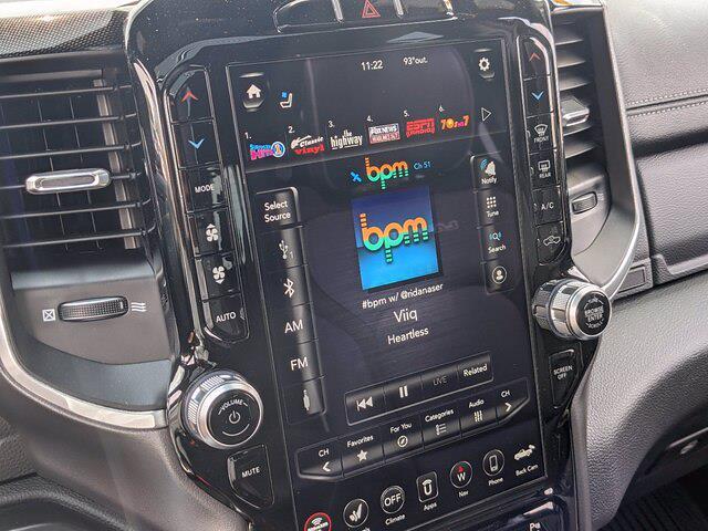 2021 Ram 1500 Crew Cab 4x4, Pickup #21-D8090 - photo 20