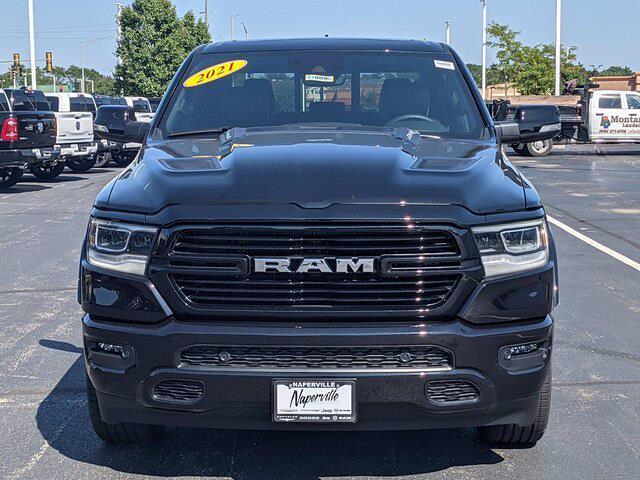 2021 Ram 1500 Crew Cab 4x4,  Pickup #21-D8096 - photo 3