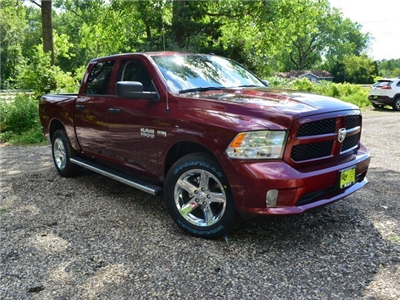 2017 Ram 1500 Crew Cab 4x4,  Pickup #R1139 - photo 4