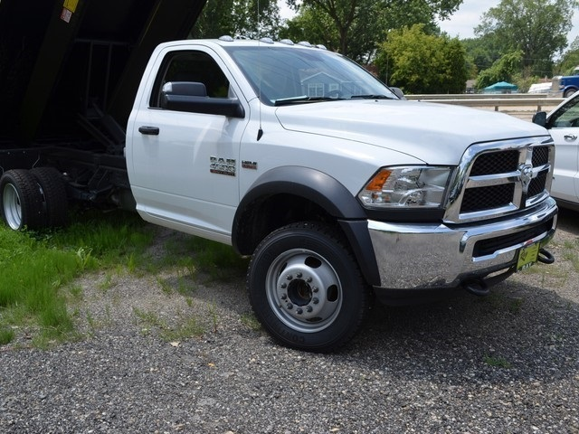 2017 Ram 4500 Regular Cab DRW 4x4, Dump Body #R1167 - photo 4