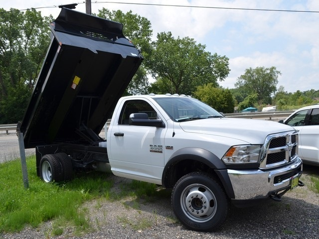2017 Ram 4500 Regular Cab DRW 4x4, Dump Body #R1167 - photo 8
