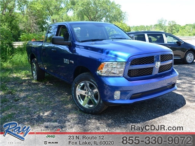 2017 Ram 1500 Quad Cab 4x4, Pickup #R1207 - photo 1