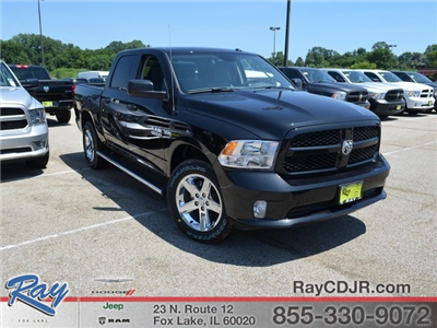 2017 Ram 1500 Crew Cab 4x4, Pickup #R1220 - photo 1