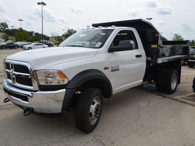 2017 Ram 4500 Regular Cab DRW, Dump Body #R1247 - photo 7