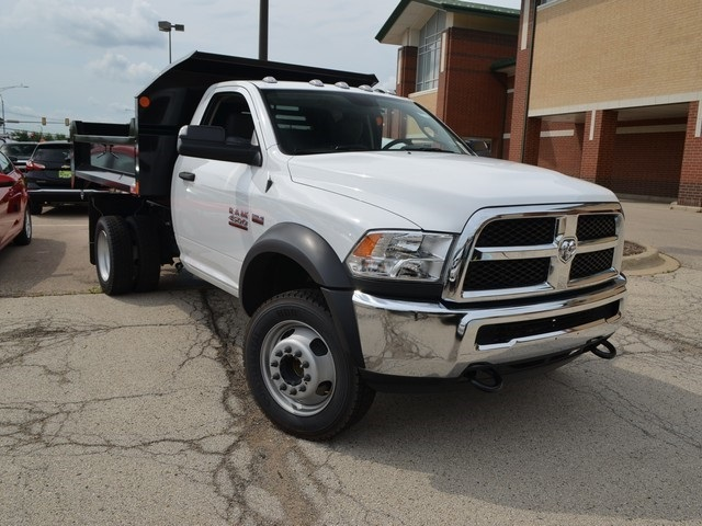 2017 Ram 4500 Regular Cab DRW, Dump Body #R1247 - photo 8