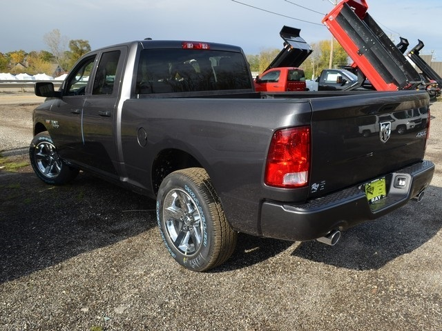 2018 Ram 1500 Quad Cab 4x4,  Pickup #R1282 - photo 6