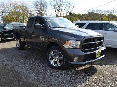 2018 Ram 1500 Quad Cab 4x4,  Pickup #R1282 - photo 4