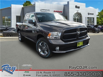2018 Ram 1500 Quad Cab 4x4,  Pickup #R1283 - photo 1