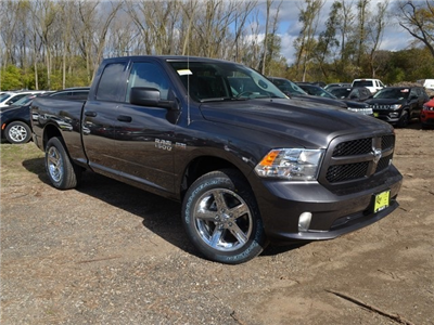 2018 Ram 1500 Quad Cab 4x4, Pickup #R1285 - photo 4