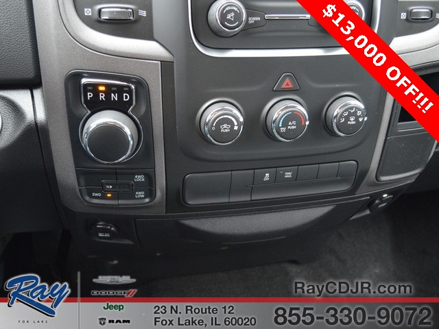 2018 Ram 1500 Crew Cab 4x4,  Pickup #R1289 - photo 24