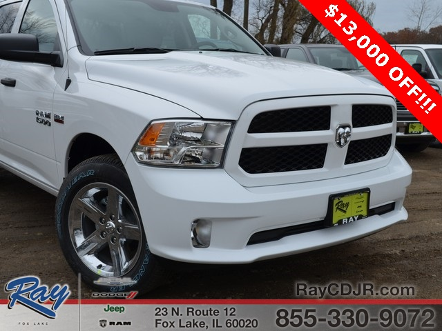 2018 Ram 1500 Crew Cab 4x4,  Pickup #R1289 - photo 5