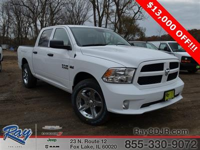 2018 Ram 1500 Crew Cab 4x4,  Pickup #R1289 - photo 2