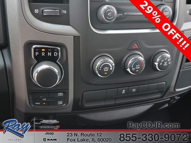 2018 Ram 1500 Crew Cab 4x4,  Pickup #R1306 - photo 26