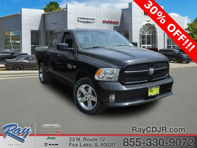 2018 Ram 1500 Crew Cab 4x4,  Pickup #R1306 - photo 1